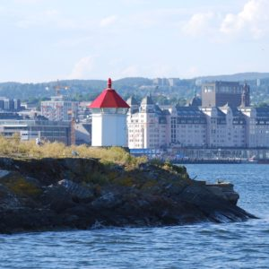 Lighthouse at Oslo